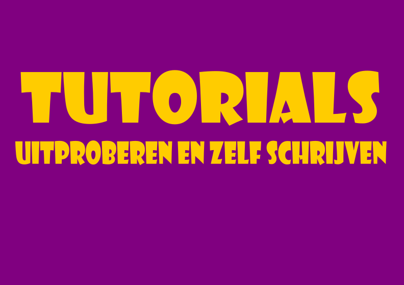 Tutorial Project