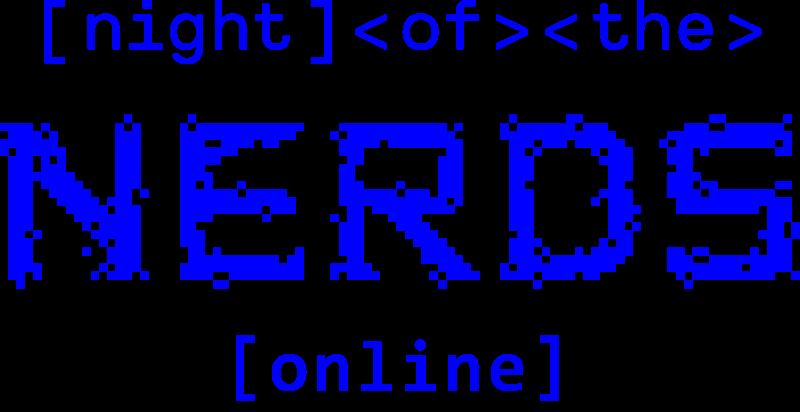 Night of the Nerds gaat online op 9 juni