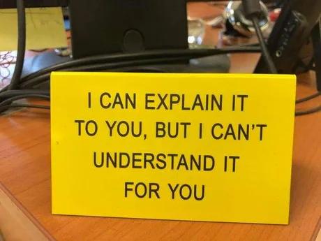 Explain it to me