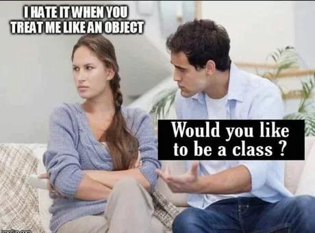 Object – class